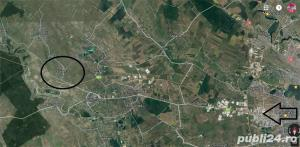 Terenuri construibile Giurgiu Comuna Floresti-Stoenesti Sat Palanca - imagine 3