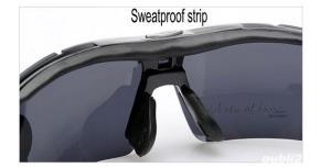 OCHELARI de soare sport, condus ....,  lentila polarizata - imagine 10