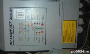 Invertor panouri fotovoltaice,sinus pur,profesional,Studer C-2600/24v - imagine 4
