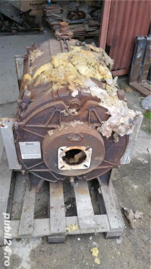 Vand ,schimb centrala gaz RIELLO 75 KW - imagine 4