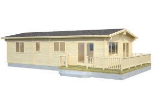 Case din lemn - imagine 1
