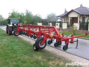 Cultivator(prasitoare) Komaromi - Gep model ABK 006-standard - imagine 3