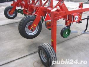 Cultivator(prasitoare) Komaromi - Gep model ABK 006-standard - imagine 5