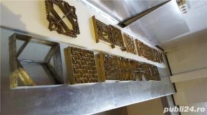 Mozaic Hidraulic Presa dale / placute din ciment colorat - imagine 2