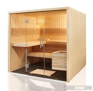 Saune personalizate, saune lambrisate,bio sauna - imagine 7