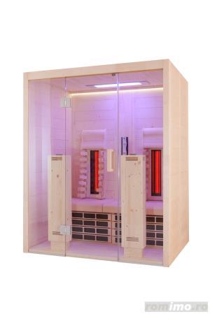 Saune personalizate, saune lambrisate,bio sauna - imagine 6