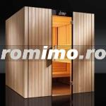 Saune personalizate, saune lambrisate,bio sauna - imagine 10