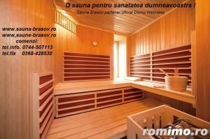 Saune personalizate, saune lambrisate,bio sauna - imagine 1