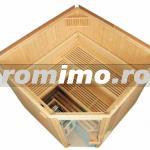 Saune personalizate, saune lambrisate,bio sauna - imagine 12