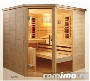 Saune personalizate, saune lambrisate,bio sauna - imagine 15