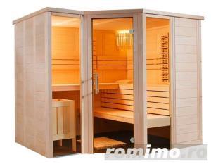 Saune personalizate, saune lambrisate,bio sauna - imagine 16