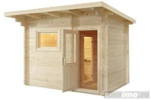 Saune personalizate, saune lambrisate,bio sauna - imagine 19