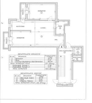 apartament 3 camere lux nordului-herastrau - imagine 13