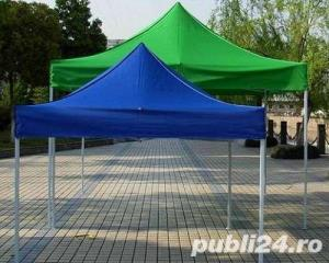 Ibiza spider acordeon pliabil pavilion cort NOU expozitii targ 3x3 - imagine 7