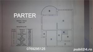 Vila 2 etaje, 7 camere, Otopeni str Oituz, fara comision cumparator - imagine 3