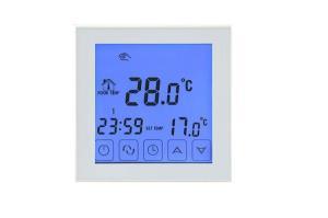 termostat cu touchscreen - imagine 1