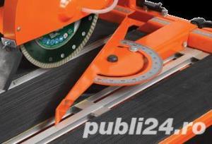 Masina profesionala de taiat gresie-faianta TR232 L, Norton Clipper - imagine 2
