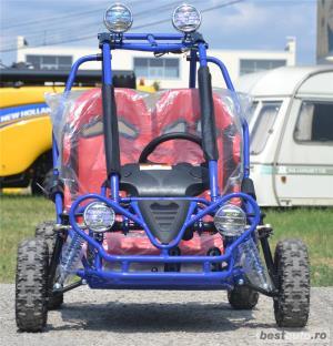 Atv Kinder Buggy 50cc (Garantie 12L) - imagine 2