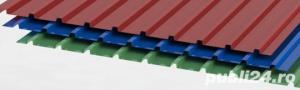 Tabla profilata H12 H35 H60 zincata/vopsita - ORICE LUNGIME - imagine 3