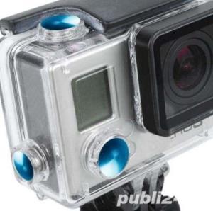 Set butoane pt GoPro Hero 3+ Hero 4 Go Pro - imagine 2