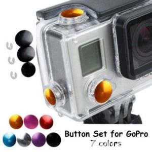 Set butoane pt GoPro Hero 3+ Hero 4 Go Pro - imagine 1