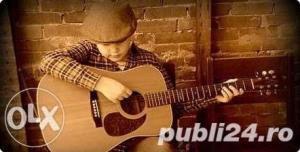 Lectii (cursuri) chitara, Bass, ukulele si tobe. - imagine 1