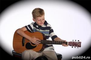 Lectii (cursuri) chitara, Bass, ukulele si tobe. - imagine 2