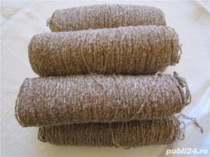 Fir buclee bej pentru crosetat si tricotat. Livrare GRATUITA*! - imagine 1