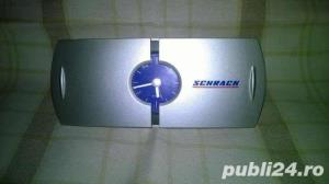 Ceas cu termometru si higrometru - imagine 2