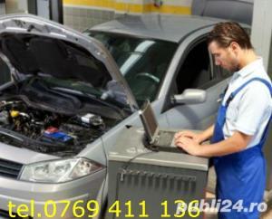Diagnoza auto Renault Dacia Nissan Fiat Lancia Alfa Romeo cu tester auto si la client - imagine 1