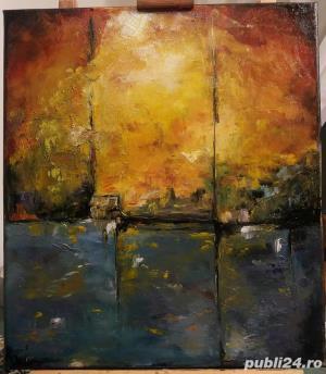 tablou ulei pe panza - imagine 6