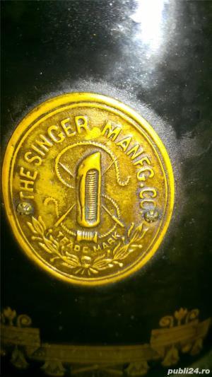 Masina de cusut Singer mecanica - imagine 6