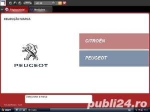 Diagnoza auto Peugeot Citroen Fiat Lancia Alfa Romeo Dacia Renault  cu tester dedicat - imagine 1