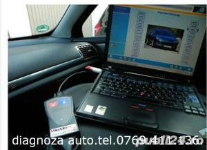 Diagnoza auto Peugeot Citroen Fiat Lancia Alfa Romeo Renault si deplasare la cerere - imagine 1