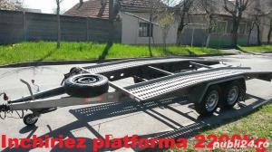 Remocars inchiriaza remorci platforme Timisoara - imagine 4