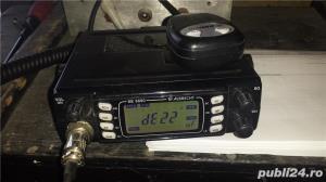 STATIE RADIO CB ALBRECHT AE 6690 cu cablu 4 m si antena lunga - imagine 2