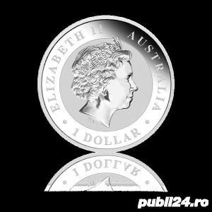 DE VANZARE: 31,10g(1oz) Moneda de Argint Koala 2017 - imagine 2
