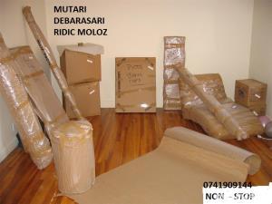 Transport marfa-Mutari mobila-Bagaje -Relocari-Ieftin ! Debarasari ! Ridic moloz ! 0741 909144 - imagine 5