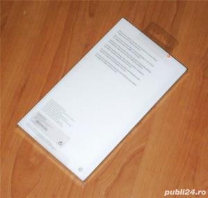 Husa Apple iPhone 6 Plus (MGQR2ZM/A) Olive Brown- piele naturala maro  - imagine 2