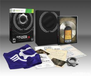 Joc Xbox 360 / Xbox One - Gears of War 3 Limited Edition de colectie  - imagine 3
