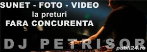 Dj Petrisor acreditat Videografie si Fotografie evenimente Iasi - imagine 1