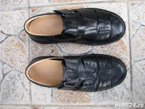 Pantofi tip Sanda Gitanos 41 noi Shock Absorber talpic 27,5cm - imagine 3