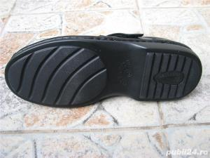Pantofi tip Sanda Gitanos 41 noi Shock Absorber talpic 27,5cm - imagine 5