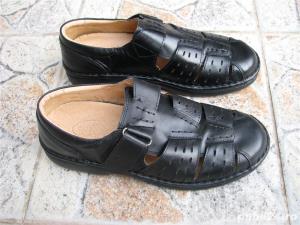 Pantofi tip Sanda Gitanos 41 noi Shock Absorber talpic 27,5cm - imagine 1