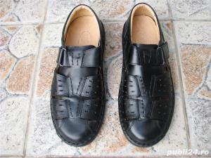 Pantofi tip Sanda Gitanos 41 noi Shock Absorber talpic 27,5cm - imagine 4