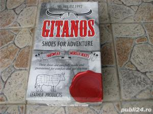 Pantofi tip Sanda Gitanos 41 noi Shock Absorber talpic 27,5cm - imagine 2