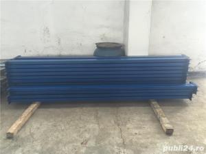 Vand rafturi metalice portpalet - imagine 2