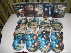 Fringe 2008 2013  5 sezoane DVD - imagine 2