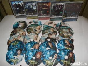 Fringe 2008 2013  5 sezoane DVD - imagine 4