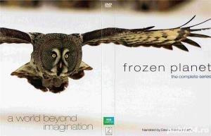 B.B.C. Frozen Planet 2011 Planeta Inchetata - imagine 2